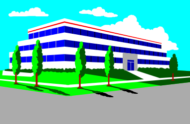 BUILDING,COMMERCL,COMML013 clipart