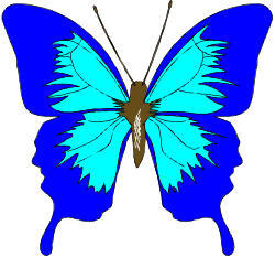 Animals,Insects,BUTTR012 clipart