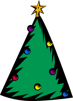 christmas-tree clip art